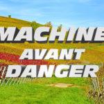 LES VIGNOBLES SAINTONGEAIS, LIEU DE TOURNAGE DU NOUVEAU FILM D'ACTION « MACHINE AVANT DANGER »